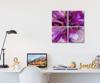 Foto de Set de 4 cuadros | Arte rosa