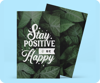 Picture of Libreta | Stay positive
