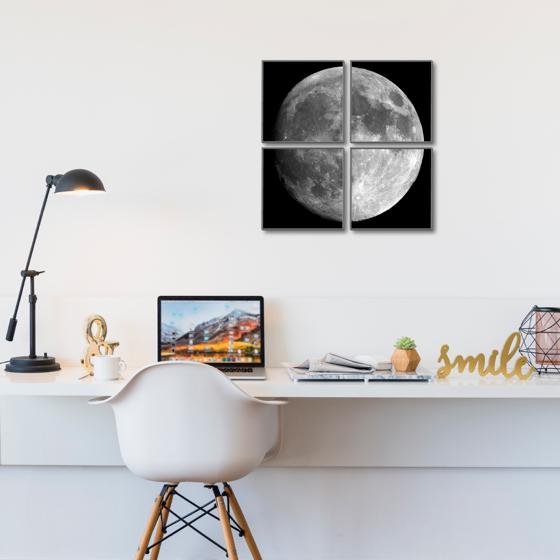 Picture of Set de Cuadros magic frame | Luna