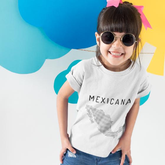 Foto de Playera niña | Mexicana