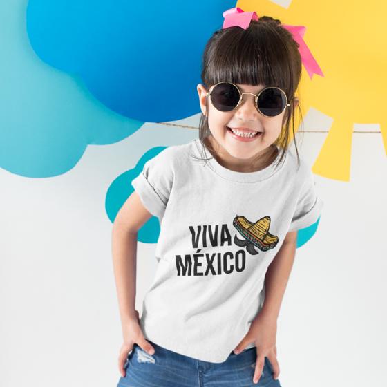 Picture of Playera niña | Viva México