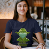 Picture of Playera mujer | Yoda stay home