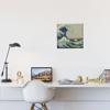 Picture of Cuadro canvas  |  Gran ola de Kanagawa