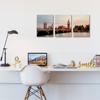 Foto de Set de cuadros acrílico | Londres