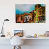 Picture of Cuadro canvas  | Arte edificios