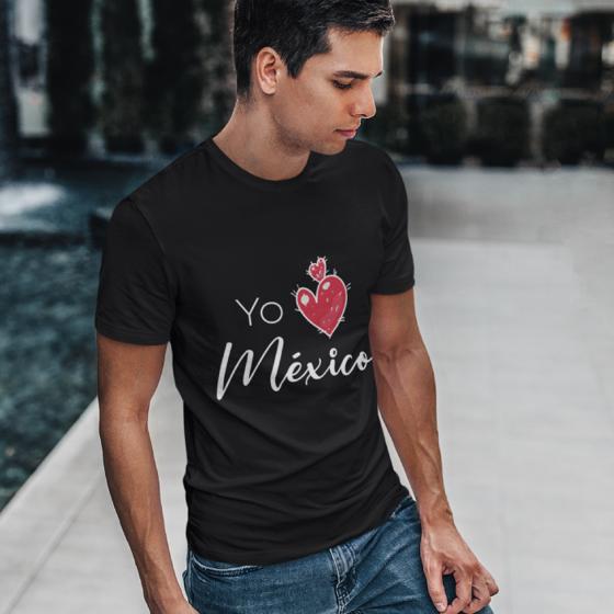 Foto de Playera hombre | Yo amo México