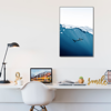 Foto de Cuadro magic frame  | Tiburón