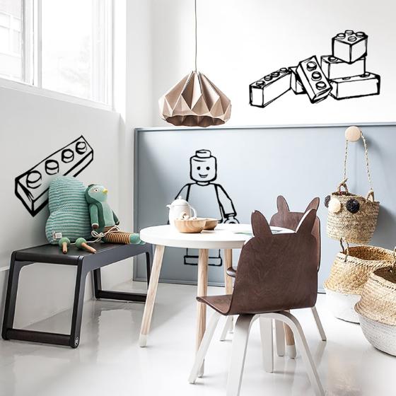 Foto de Vinil decorativo infantil | Puzzle