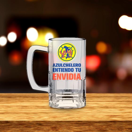 Picture of Tarro de Cerveza | Azul chelero