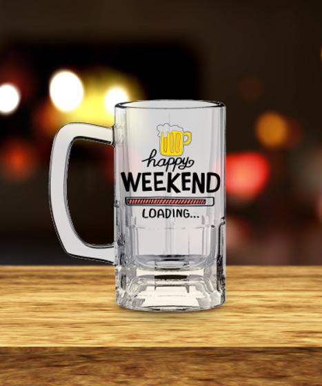 Picture of Tarro de Cerveza   Fin de semana