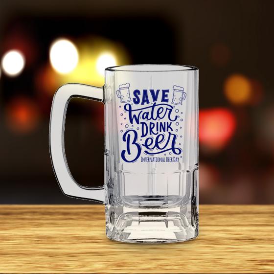 Picture of Tarro de Cerveza | Save Water