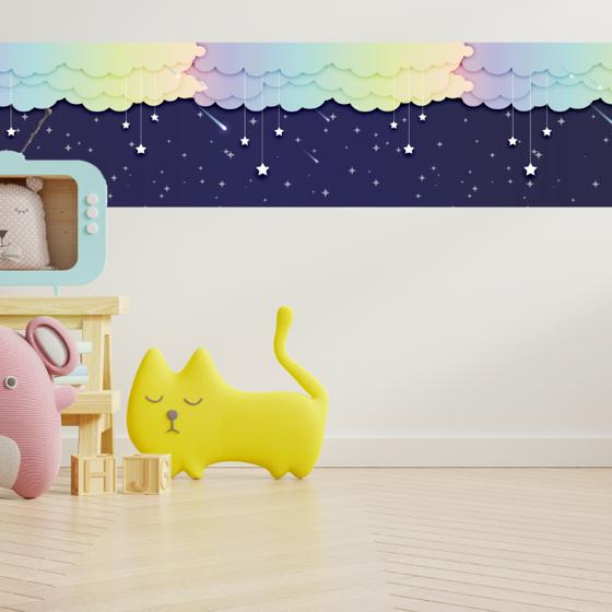 Picture of Cenefa Decorativa Kids | Estrellas