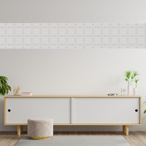 Foto de Cenefa Decorativa | Mosaico claro