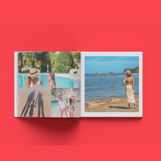 Picture of Photobook pasta dura 15.5 x 15.5 | Sube tus fotos