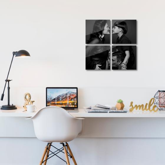 Foto de Acrílico cristal | Set Collage
