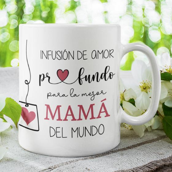 Picture of Taza   Infusión de amor