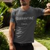 Picture of Playera hombre | Quarantine and chill