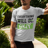 Picture of Playera hombre   Everything will be okay