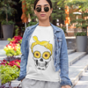 Picture of Playera mujer   Skull
