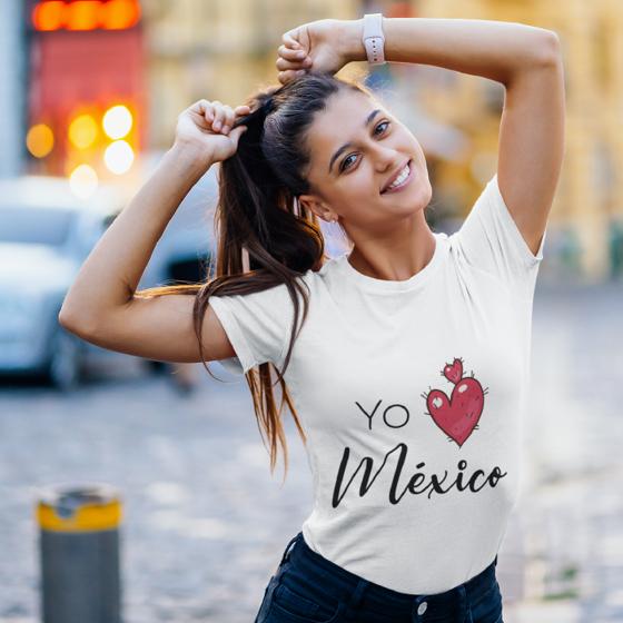 Picture of Playera mujer | Yo amo méxico