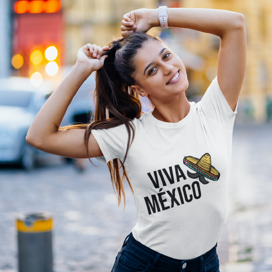 Picture of Playera mujer   Viva méxico