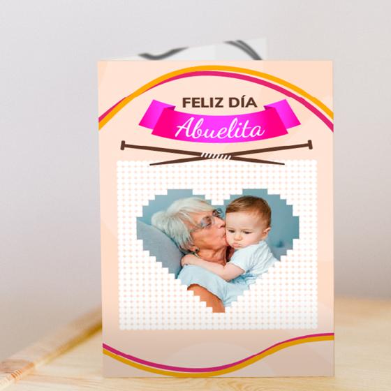 Picture of Tarjeta de felicitación | Abuelita